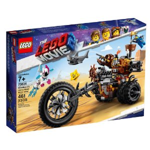 Lego Movie 2 Triciclo Heavy Metal de Barba de Ferro 70834