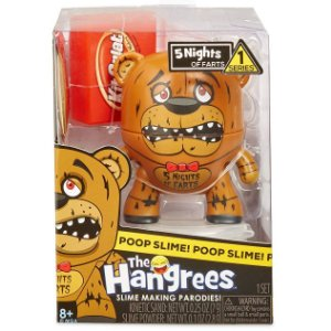 Boneco Poop Slime The Hangrees Series 1 Nights of Farts 8800