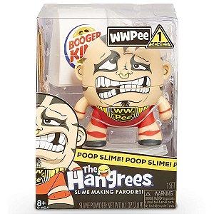 Boneco Poop Slime The Hangrees Series 1 WwPee Candide 8800