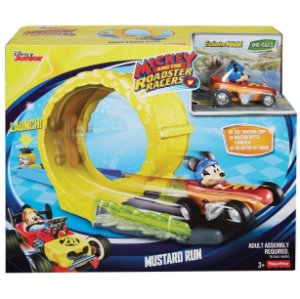 Mickey and The Roadster Racers Pista de Mostarda Dtt63