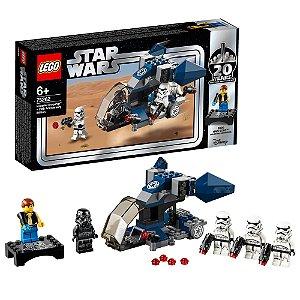 Lego Star Wars Dropship Imperial Ediçao de 20 anos 75262