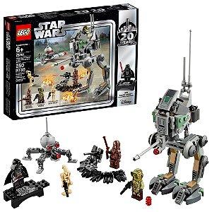 Lego Star Wars Clone Scout Walker Ediçao de 20 anos 75261