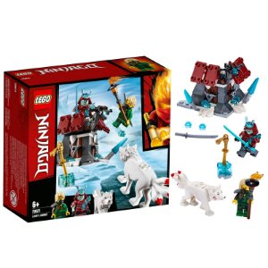 Lego Ninjago A Jornada de Lloyd 81 Peças Idade +6 anos 70671