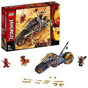 Lego Ninjago A Bicicleta Off-Road de Cole 212 Peças 70672