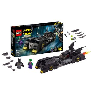 Lego Batman Batmóvel Perseguição ao Coringa 342 Peças 76119