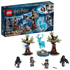 Lego Harry Potter Expecto Patronum 121 Peças 4 Figuras 75945