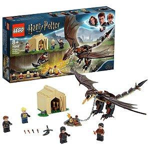 Lego Harry Potter Torneio Tribruxo Rabo Corneo Hungaro 75946