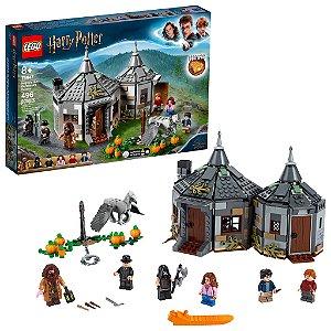 Lego Harry Potter Cabana Hagrid O Resgate de Buckbeak 75947