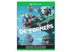 Jogo Midia Fisica Deformers Original Para Xbox One
