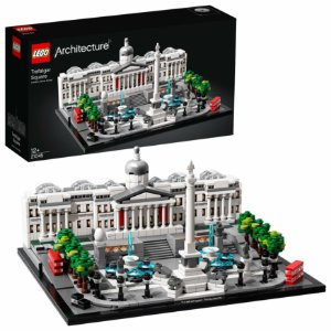 Lego Architecture Galeria Nacional Praça Trafalgar 21045