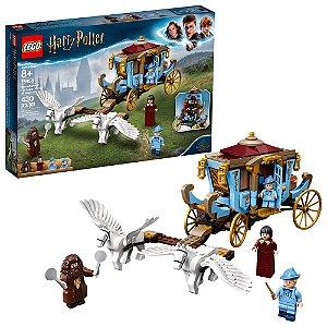 Lego Harry Potter Carruagem de Beauxbatons em Hogwarts 75958