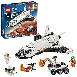 Lego City Onibus Espacial Pesquisa em Marte 273 Peças 60226
