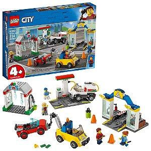 Lego City Centro de Assistencia Automotiva 234 Peças 60232