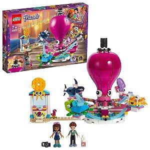 Lego Friends O Passeio do Polvo Divertido 324 Peças 41373
