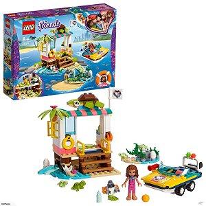 Lego Friends Operaçao Resgate das Tartarugas 225 Peças 41376
