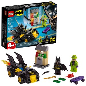 Lego Batman DC Comics Super Heroes O Roubo do Charada 76137