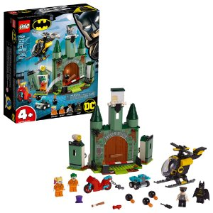 Lego Batman DC Comics Super Heroes A Fuga do Coringa 76138