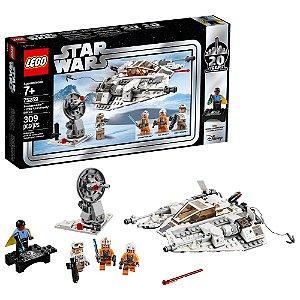 Lego Star Wars Veiculo Snowspeeder Ediçao de 20 anos 75259