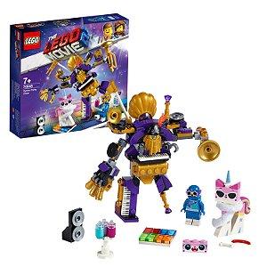 Lego The Movie 2 Tripulaçao da Festa Systar 196 Peças 70848