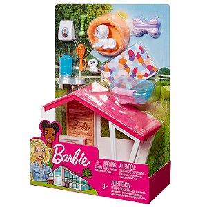 Brinquedo Casa da Barbie Moveis para Casa do Cachorro Fxg41