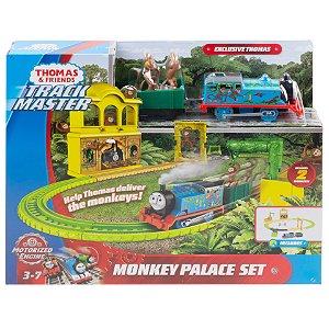 Thomas e Seus Amigos Track Master Castelo dos Macacos Fxx65