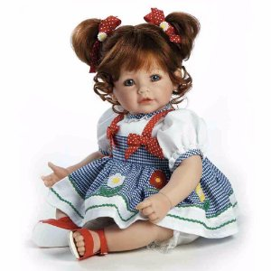 Boneca Nova Adora Doll Daisy Delight Bebe Reborn 20907