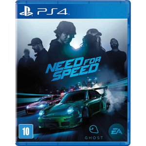 Jogo Lacrado Need For Speed Game 2015 BR para PS4