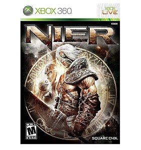 Jogo Novo Midia Fisica Nier Lacrado Original para Xbox 360