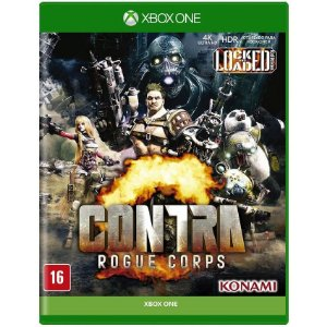 Jogo Midia Fisica Contra Rogue Corps Original para Xbox One