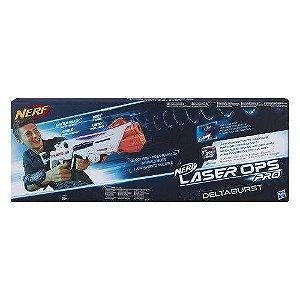 Lançador Nerf Laser Ops Pro Deltaburst Com App Hasbro E2279