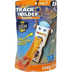 Hot Wheels Track Builder System Pack Conecta e Pendura Dlf01