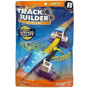Hot Wheels Track Builder System Pack Salto pela Rampa Dlf01
