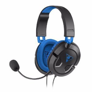Headset Turtle Beach Recon 60p Para Xbox One Ps4 Pc Ps3