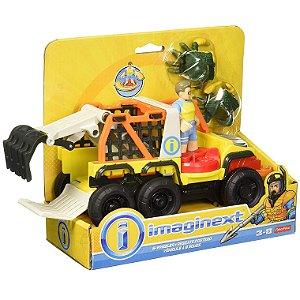 Brinquedo Imaginext Oceano Veiculo Resgate Costeiro Dfx95