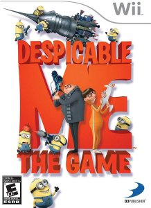 Jogo Lacrado Despicable Me The Game Para Nintendo Wii