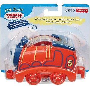 Thomas e seus Amigos Tremzinho Chocalho 5 Fisher Price Dtn23