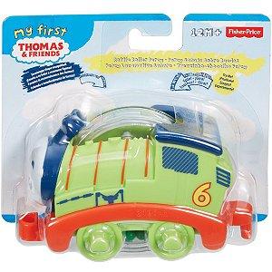 Thomas e seus Amigos Tremzinho Chocalho 6 Fisher Price Dtn23