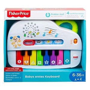 Brinquedo Piano Cachorrinho Eletronico Fisher Price Gfx34