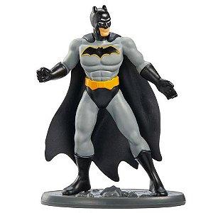 Mini Figura DC Comics Liga da Justiça Batman Mattel Ggj13
