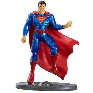 Mini Figura DC Comics Liga da Justiça Superman Mattel Ggj13