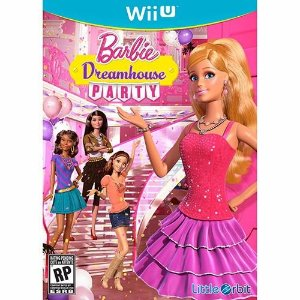 Jogo Novo Barbie Dreamhouse Party Para Nintendo Wii U