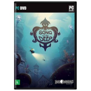 Jogo Novo Midia Fisica Song of the Deep Lacrado para Pc Dvd