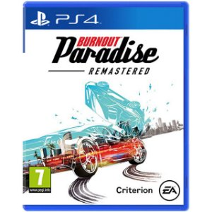 Jogo Novo Midia Fisica Burnout Paradise Remastered para Ps4