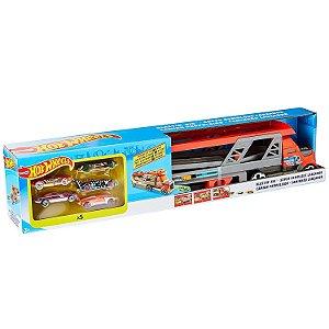 Brinquedo Veiculo Hot Wheels Caminhao Lançador Mattel Gjy50