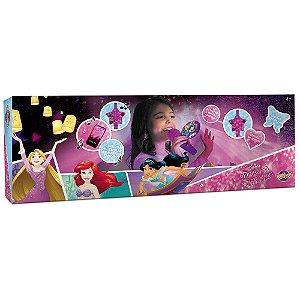 Brinquedo Karaoke Infantil Microfone Princesas Disney 27928