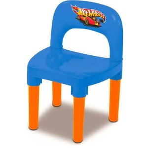 Brinquedo Cadeira para Mesa Radical Hot Wheels Fun HW6030