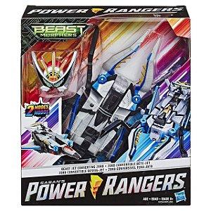 Power Rangers Zord Conversivel 2 em 1 Fera Jato Hasbro E5895