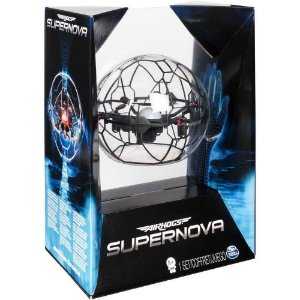 Brinquedo Drone Infantil Air Hogs Supernova +30 Truques 2100