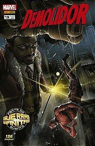 Hq Marvel Demolidor Numero 19 com 136 Paginas Panini Comics