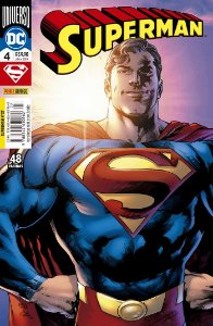 Hq DC Comics Superman Numero 27 / 4 com 48 Paginas Panini